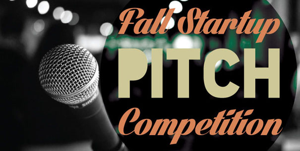Fall Startup Pitch Competition