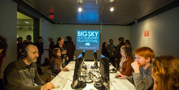 Big Sky Documentary Film Festival screening
