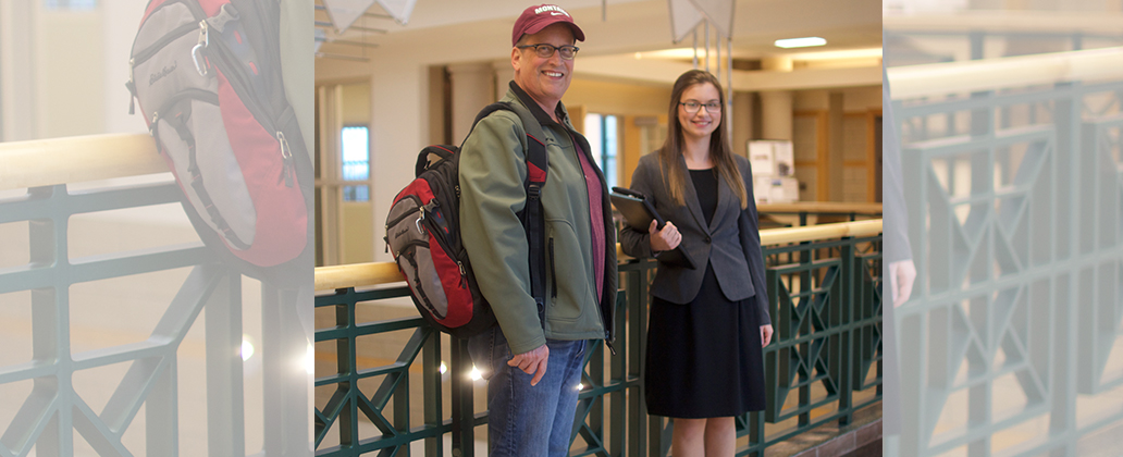 Dean for a Day Puts Student in Charge of Montana's Leading Business School