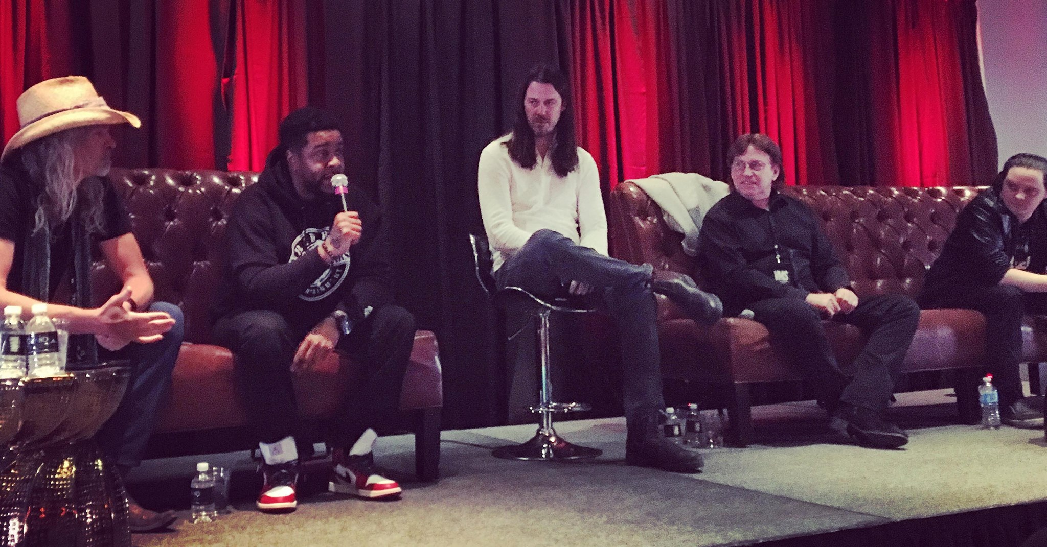 Producer Panel at Vegas Music Summit