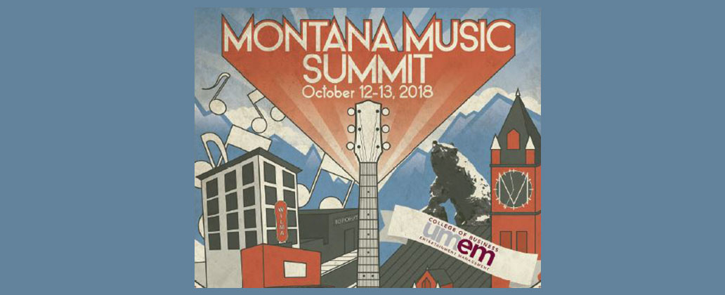 Music Summit Poster