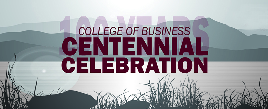 College of Business at UM to Celebrate Centennial Sept. 21-22