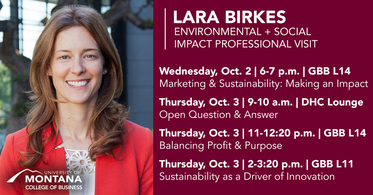 Environmental and Social Impact Professional Visit, Lara Birkes