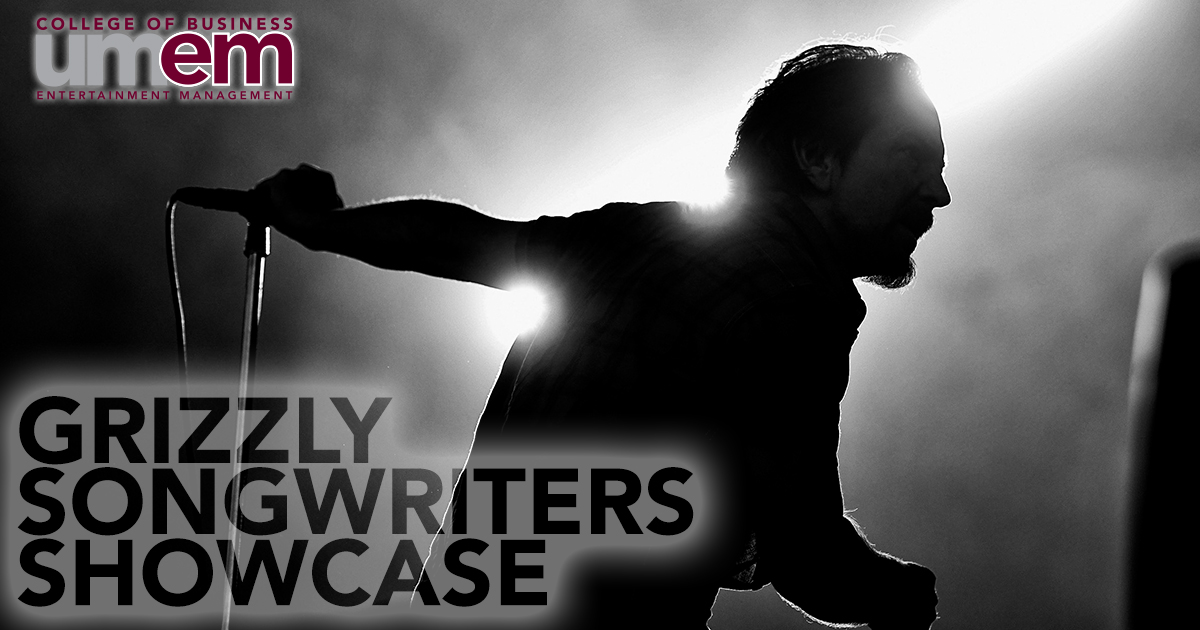 Grizzly Songwriters Showcase Announced