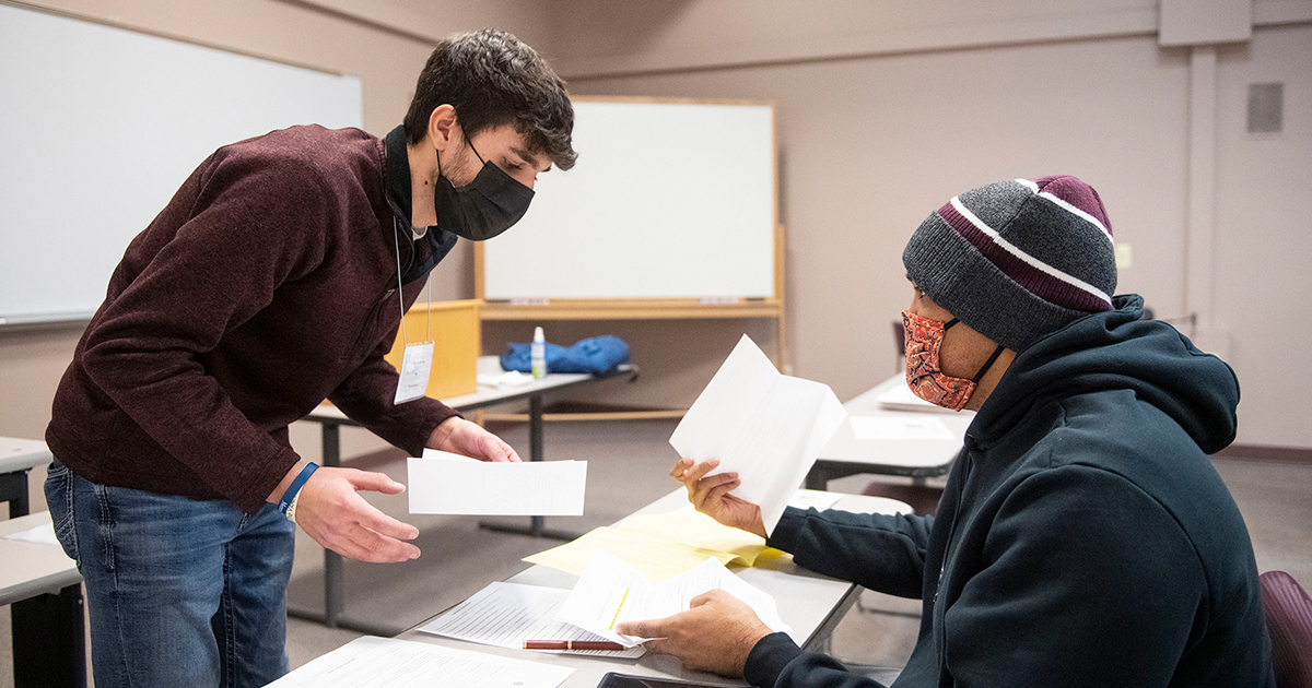 Tax Program Marks 20 Years of Student Experience, Community Benefit
