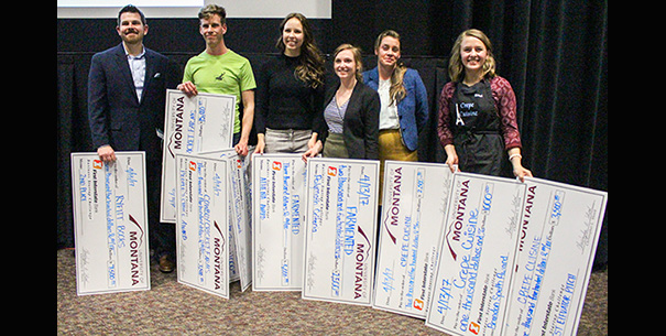 2017 Spring Business Startup Challenge Winners