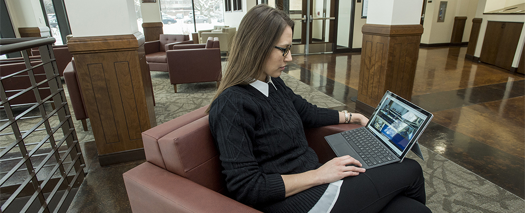 Students can earn an MBA from anywhere