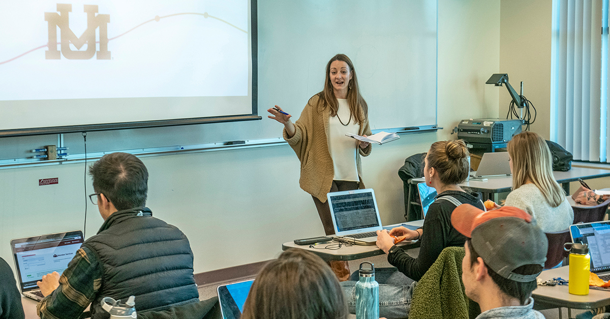 Powerhouse Digital Advertising Company Assists with UM Business Course