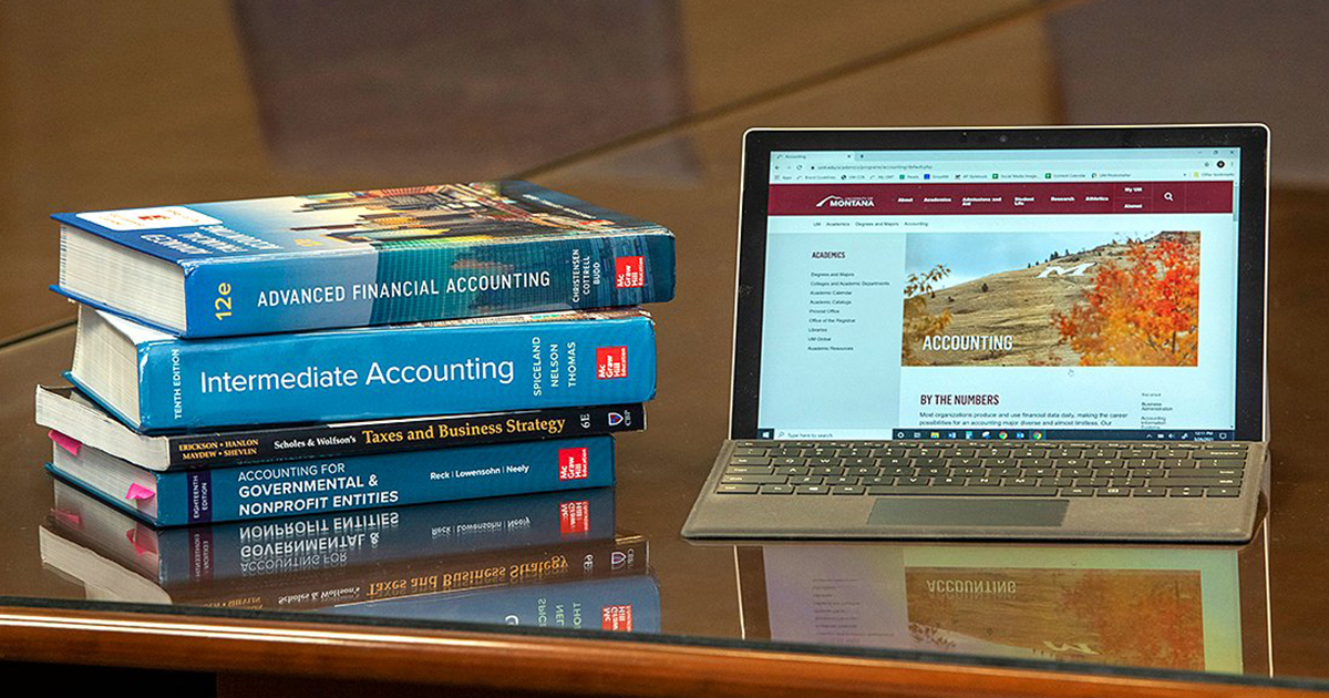 Master of Accountancy Program Goes Online